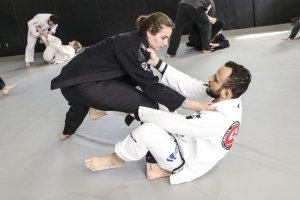 Jiu-Jitsu Training in CT